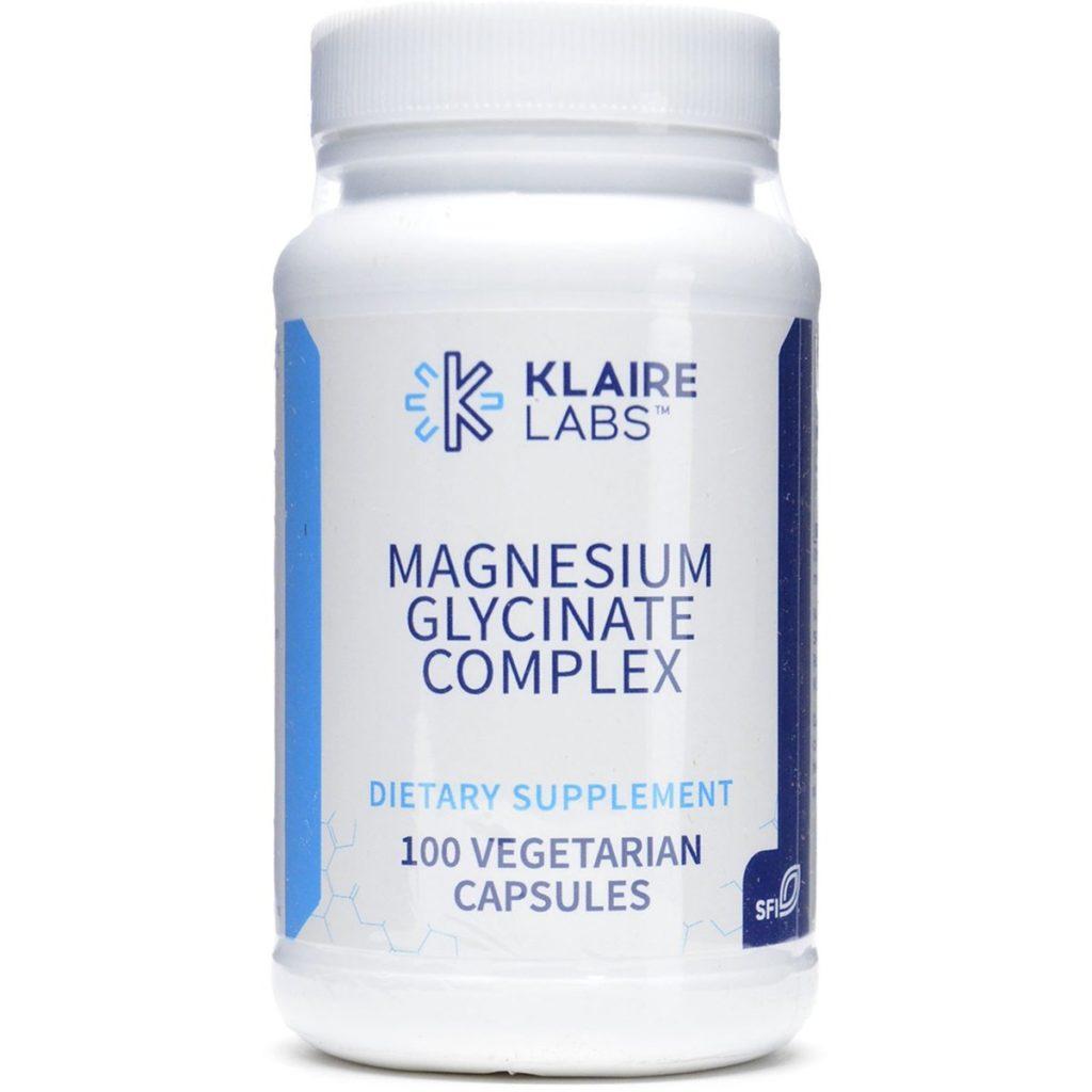 Klaire Labs Magnesium Glycinate Complex
